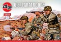 AIRFIX-CLASSICS-|-U.S.-PARATROOPS-WWII-(VINTAGE-CLASSICS)-|-1:76