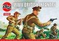 AIRFIX-CLASSICS-|-BRITISH-INFANTERY-WWII-(VINTAGE-CLASSICS)-|-1:76