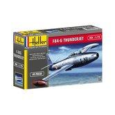 HELLER-F-84G-THUNDERJET-1:72