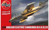 AIRFIX-ENGLISH-ELECTRIC-CANBERRA-B2-B20-(PLASTIC-MODELBOUWDOOS)-1:48